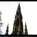 The Scott Monument – Edinburgh, Scotland