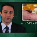 Vitamin D may help prevent infections with atopic dermatitis