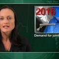 Demand for joint replacement to exceed surgeon supply in 2016