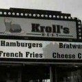 Kroll's West Restaurant – Green Bay, WI