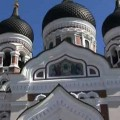 Alexander Nevsky Cathedral – Tallinn, Estonia