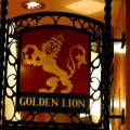 Golden Lion Pub – CUNARD, Queen Mary 2