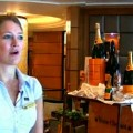 Veuve Clicquot Champagne Bar – CUNARD, Queen Mary 2