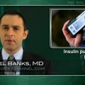 Insulin pump improves metabolic control in children with diabetes