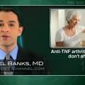 Anti-TNF treatment of rheumatoid arthritis does not affect mortality