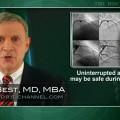 Uninterrupted anticoagulation may be safe during coronary angiography