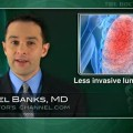 Less invasive lung cancer staging strategy has multiple benefits: study