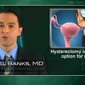 Less invasive options effective for treating adenomyosis