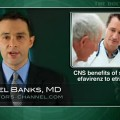Effect of switching from efavirenz to etravirine on CNS side effects unclear