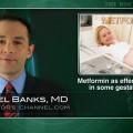 Metformin can prevent fetal macrosomia in gestational diabetes