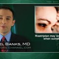 Rizatriptan may work for migraineurs who don't respond to sumatriptan