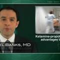 Ketamine-propofol combo has some advantages in emergency sedation