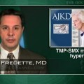 TMP-SMX linked with hyperkalemia risk