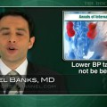 Lower BP targets may not help people with CKD