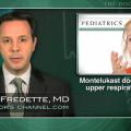 Montelukast does not prevent upper respiratory infections in children