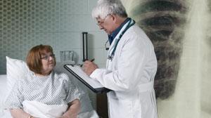 Comprehensive care program does not prevent COPD hospitalizations