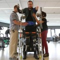 Victims of Boston Bombing Evaluated for Leg Transplants