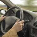 NIH Study Examines Effects of Driving Distractions