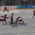 US vs Canada Women's Hockey – Sochi, Russia