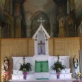 The Painted Ploy: St. Benedict's Church