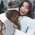 Stay Healthier Just by Giving a Hug