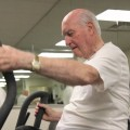 Exercise May Offer Men Protection From Age-Related High Cholesterol