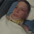 11-Year-Old with Back Pain Following Diving Accident