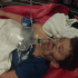 7-Year-Old Boy Experiencing a Seizure