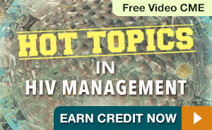 Hot Topics in HIV Management