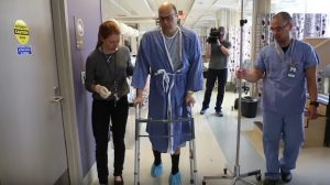 Knee-Replacement Surgery As an Outpatient Procedure?