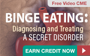 Diagnosing and Treating Binge Eating Disorder
