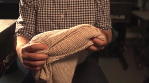 New Super-Elastic Fibers Stretch The Imagination For Medical Tech