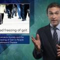 Anxiety May Worsen Freezing of Gait in Parkinson's Disease