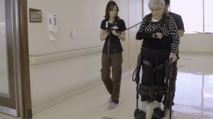Exoskeletons May Improve Rehabilitation Efficacy for Patients with Brain or Spinal Cord Injuries