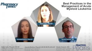 Webinar: Best Practices in the Management of Acute Myeloid Leukemia